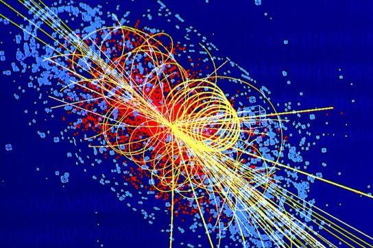 Higgs Simulation