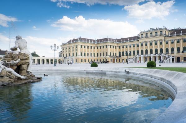Schönbrunn Castle, Vienna